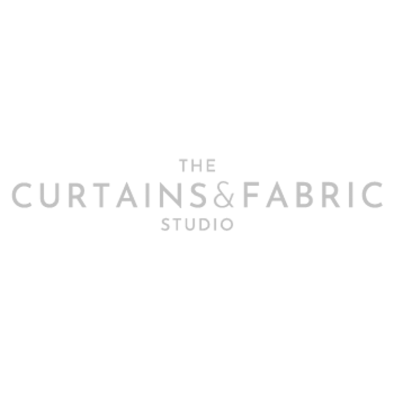 The Curtains & Fabric Studio Logo Grey